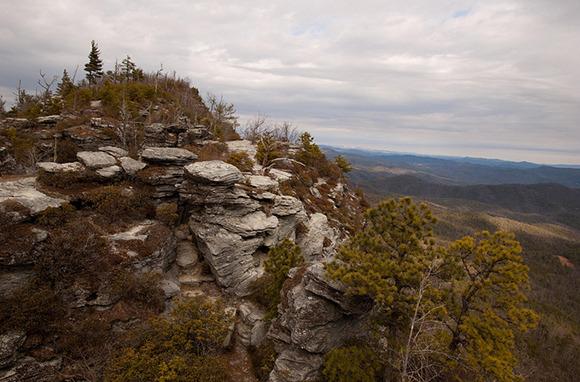 Shortoff Mountain, Linville, NC