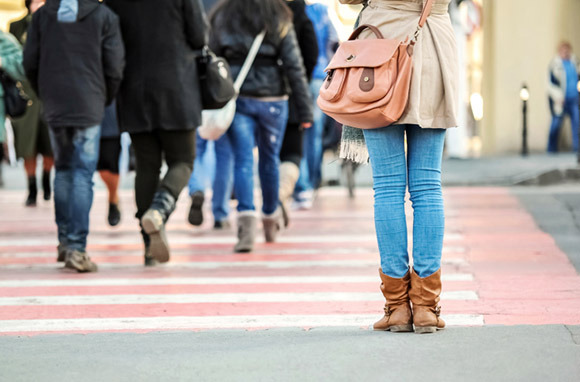 Don't Wait at the Crosswalk