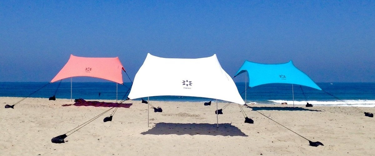 Neso Beach Tent Review Lightweight Portable Canopy & Neso Beach Tent Review: Lightweight Portable Canopy - SmarterTravel