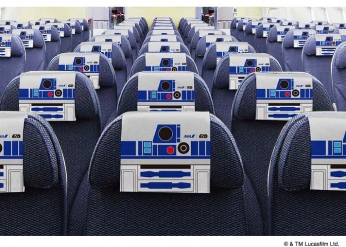 ANA Unveils 'Star Wars' Planes