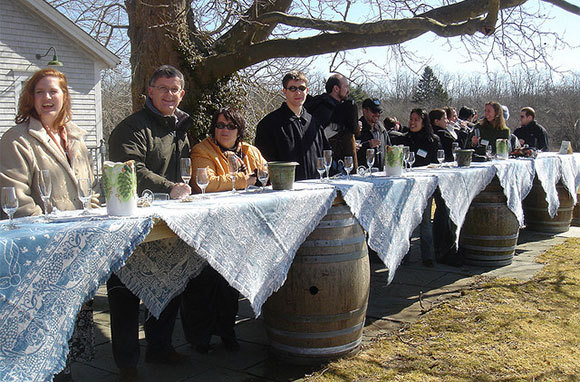 New England Coastal Wine Trail
