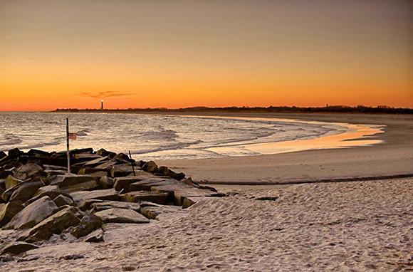 Cove Beach, New Jersey