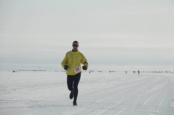 Antarctica: Antarctica Marathon & Half Marathon