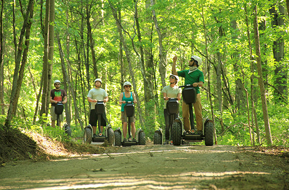 Off-Road Segway Tour in Ohio
