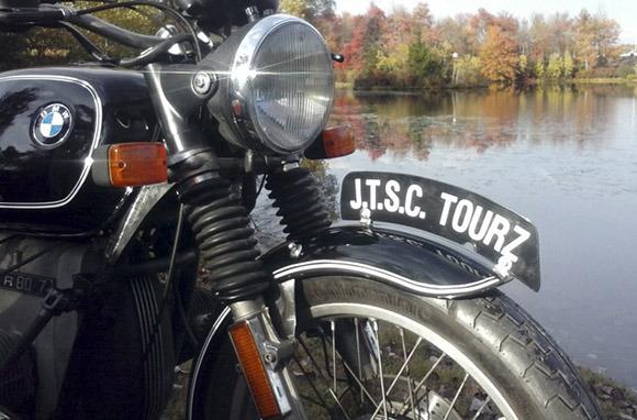 Sidecar Tour in the Poconos