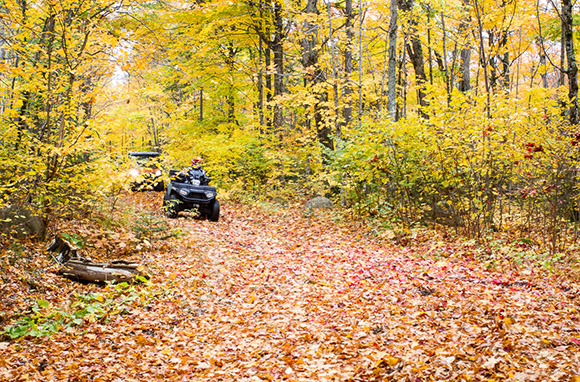 ATV Tour in New Hampshire