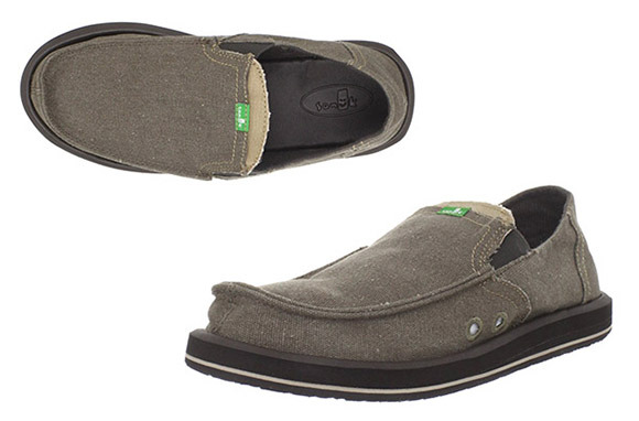 Sanuk Men's Pick Pocket Slip on Shoe