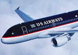 US Airways Operates Final Flights