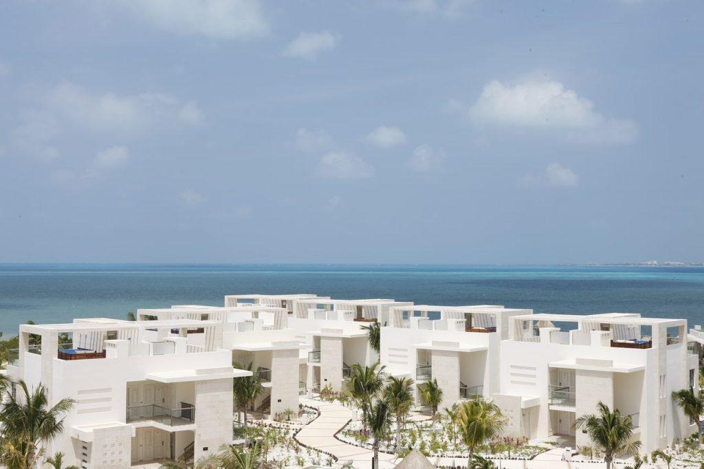 mexico beach resort