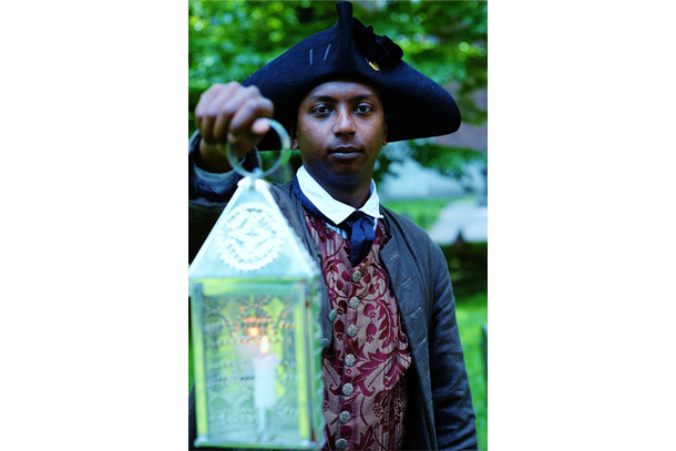 We'll Be There: Freedom Trail Lantern Tour (Thursday, October 29)