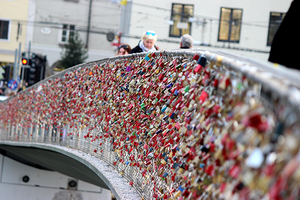 Why Love Locks Are Not So Cute