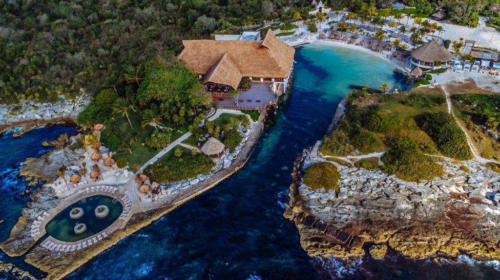 mexico resort in cove