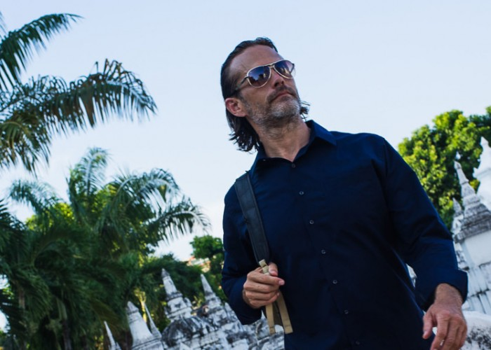 The Perfect Travel Shirt Review: Odor- and Wrinkle-Resistant Button-Down Shirt