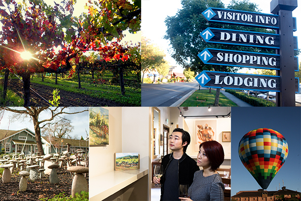 Napa's Yountville Is Walkable Wine Country