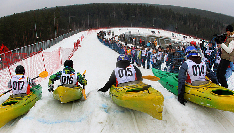 8 Crazy-Fun Sports to Mix Up Your Winter
