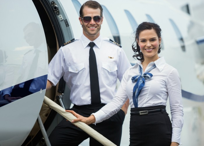12 Ways to Make the Airplane's Cabin Crew Like You
