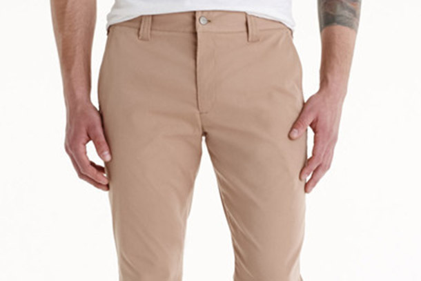 Pick of the Day: Bluffworks Chino Pant