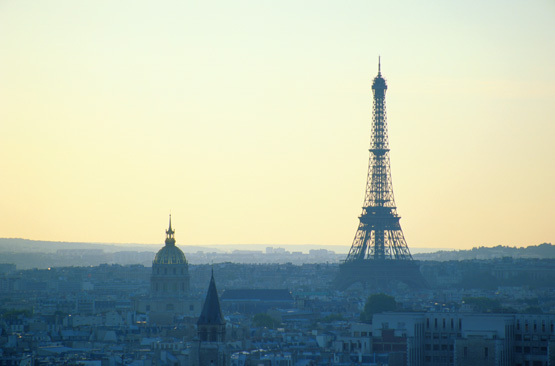Fall in love with Paris in February