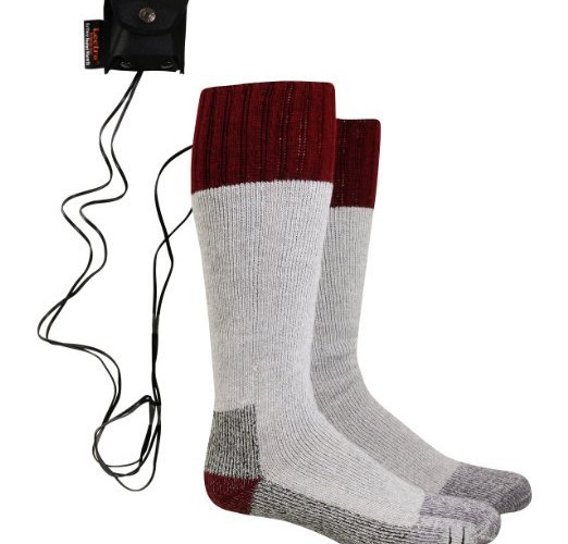 Pick of the Day: Lectra Sox Heated Socks
