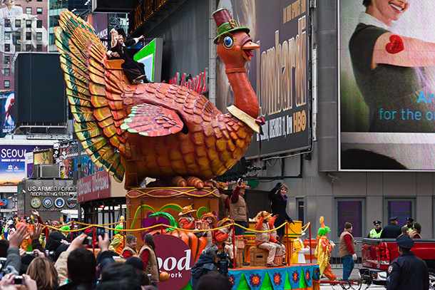 The 9 Best Places in NYC to Watch the Macy's Thanksgiving Day Parade
