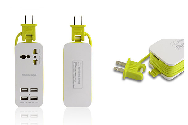 Pick of the Day: Portable Travel Power Strip