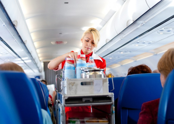 9 Airline Freebies You Never Knew Existed in Coach