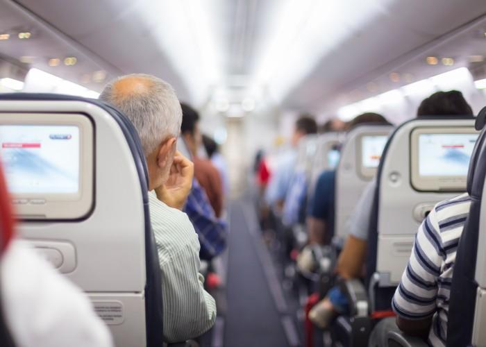 do on a plane