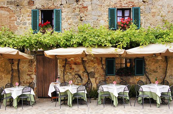 For the Historians: Tuscany, Italy