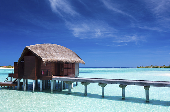 For the Romantics: Bora Bora