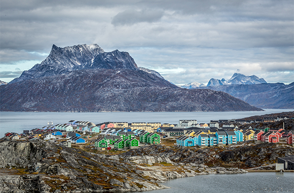 Greenland For Foodies
