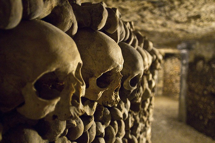 Airbnb Wants You to Sleep in Paris' Catacombs This Halloween
