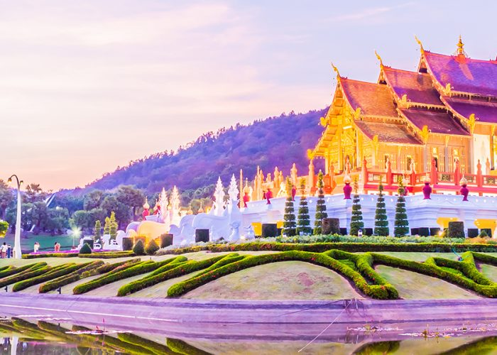 $1130 — Thailand: 9-Night, 3-City Vacations