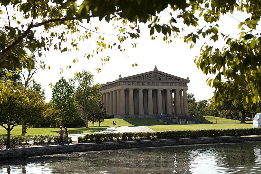 The Parthenon at Centennial Park