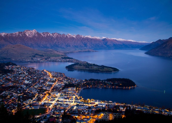 Win a 7-Night Trip for 2 to New Zealand
