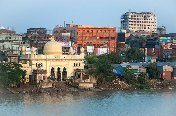 Ganges River Cruise, India