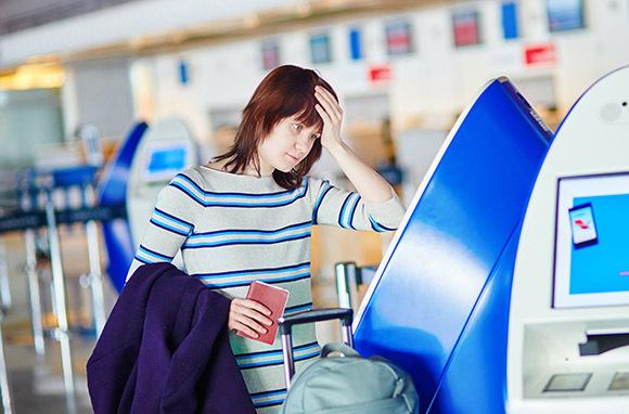 Be Prepared for Travel Setbacks