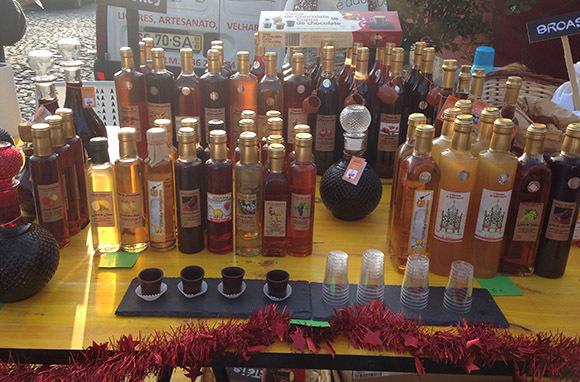 Portuguese Liquors & Brandies