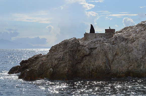 San Pedro Nolasco Island