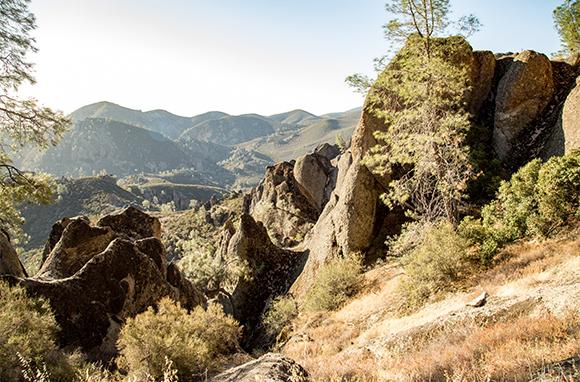 Fall: Pinnacles National Park, California