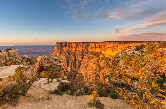 Spring: Grand Canyon National Park, Arizona