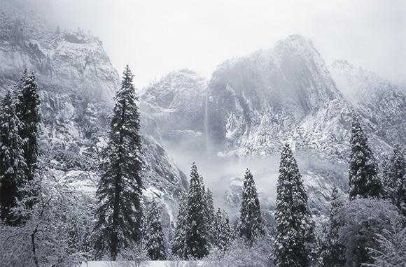 Winter: Yosemite National Park, California