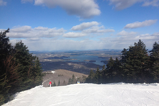 Sunapee: A Secret Skier's Paradise Just 90 Minutes from Boston