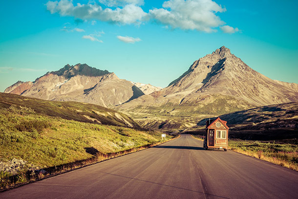 What It's Really Like to Live and Travel in a Tiny House
