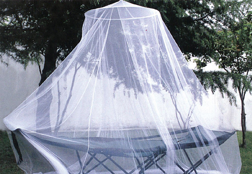 emergency zone mosquito bed net