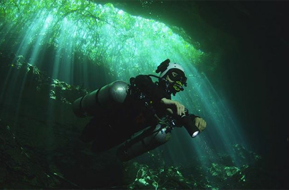 The Cenotes, Mexico's Yucatan