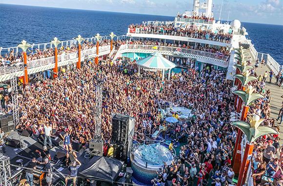 Festivals at Sea