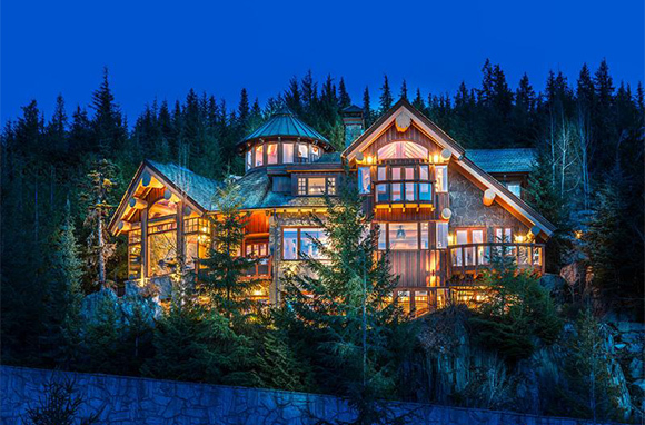 Akasha, Whistler, British Columbia