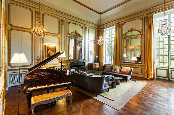 Parisian Mansion, Saint-Germain en Laye, France
