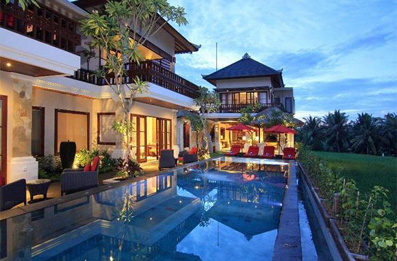 Uma Santa Villa, Ubud, Bali