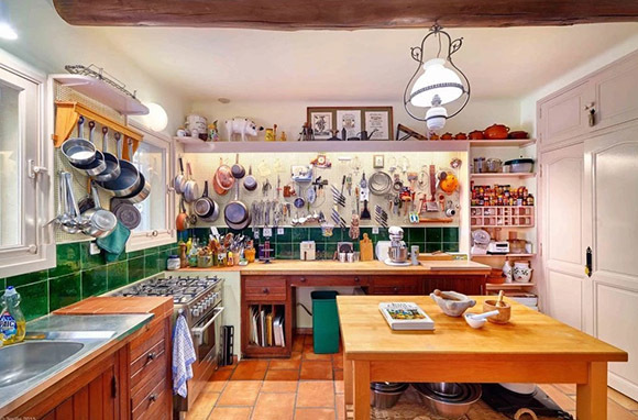 Honorable Mention: Stay at Julia Child's Home Starting 2017
